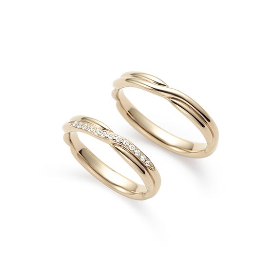 結婚指輪 縁(えにし)