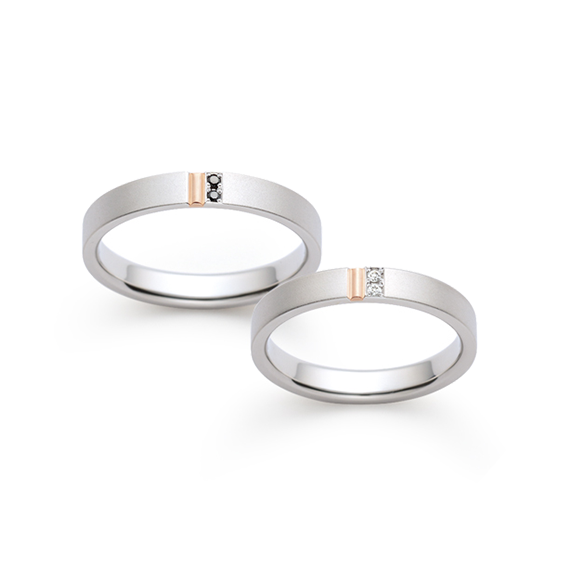結婚指輪 紅