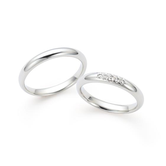 結婚指輪 春光