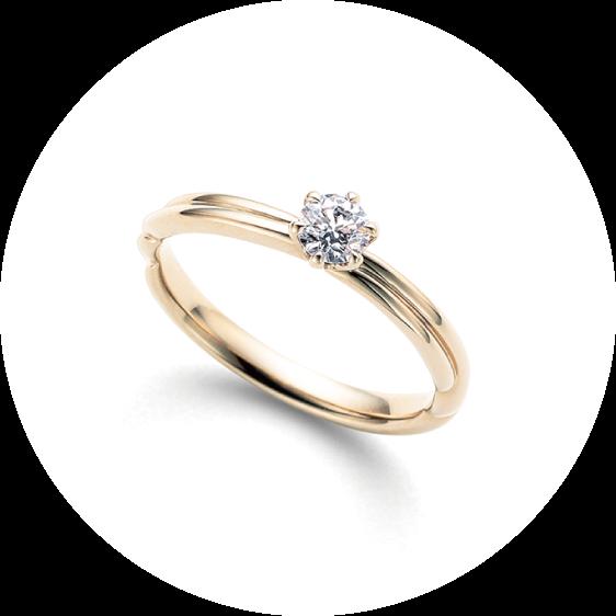 婚約指輪 縁