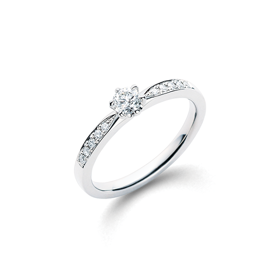 婚約指輪 千幸