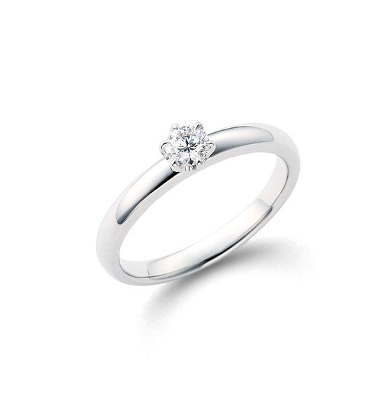 婚約指輪 春光